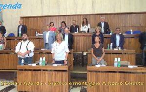 Il racconto live del primo consiglio comunale di Brindisi. Video di Agenda Brindisi