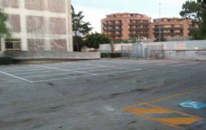 Riaperto il parcheggio della scuola Salvemini dal 9 agosto al 2 settembre 2019