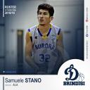 Samuele Stano vestirà la maglia della Limongelli Dinamo Basket