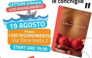 Tra le righe: domenica 19 Mimma Leone a Lido Risorgimento