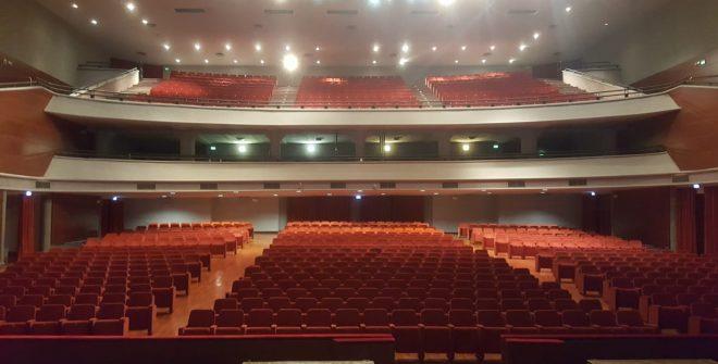 Nuovo Teatro Verdi di Brindisi: ecco quattro appuntamenti in streaming. Si parte domenica 28 con la dancing violinist Chiara Conte