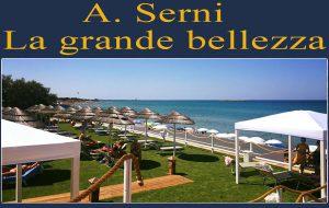 La Grande Bellezza: tipi da spiaggia 1. Di A.Serni