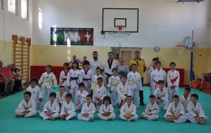 Taekwondo uno sport salutare per i bambini: riprende l'attività della Pennetta Rosa Brindisi