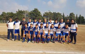 Juniores: esordio vincente per la Cedas Avio Brindisi