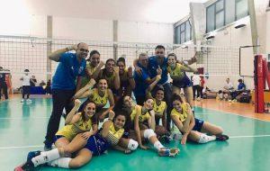 Buona la prima per l'Appia Project Mesagne Volley