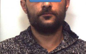 38enne arrestato per maltrattamenti in famiglia, tentata estorsione, danneggiamento e resistenza a pubblico ufficiale