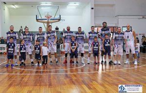Dinamo-Virtus Molfetta: giovedì 29 l'anticipo della 9^ di C Silver