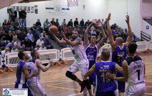 Prima sconfitta interna stagionale per la Limongelli Dinamo Basket Brindisi