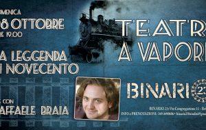 IV edizione di Teatri A Vapore: In Scena La Leggenda di Novecento