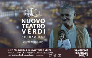 Nuovo Teatro Verdi: lo spot della Stagione 2018-19