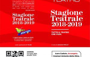 0831 Space di Brindisi: successo di pubblico per la prima stagione teatrale. Antonio Rollo già a lavoro per la prossima