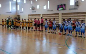 Pari e patta tra Futsal Brindisi e Olympique Ostuni