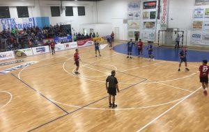 L'Acqua & Sapone Junior Fasano torna alla vittoria: Fondi battuto per 27-24