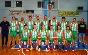 Mens Sana Mesagne-Basket Cerignola=57-74