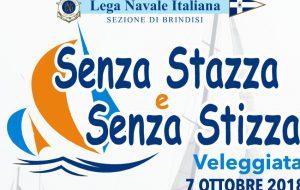"""Domenica 7 ottobre ritorna la veleggiata """"Senza Stazza e Senza Stizza"""""""