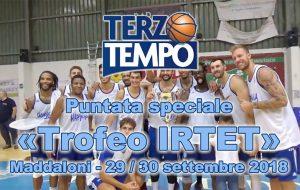 Speciale Trofeo IRTET Maddaloni: Brindisi-Avellino 107-103. Il video di Agenda Brindisi