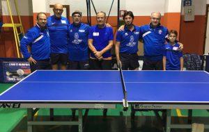 Tennistavolo Brindisi: buon avvio dei campionati 2018-2019