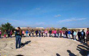 La Giornata dell'albero a Torre Guaceto si festeggia con i bambini di Carovigno