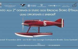 Un progetto per rilanciare gli idroscali storici: a Brindisi un convegno per rilanciare il volo idro turistico e sportivo