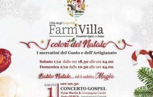 """Sabato e domenica a Francavilla """"Farmvilla. I colori del Natale"""""""
