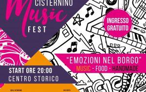 Nel weekend va in scena Cisternino Music Fest