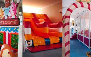 All'Andromeda Cinemas arriva Familandia, 300mq di parco divertimenti per bambini