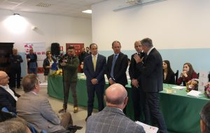 """RAS 2018"""". Seconda tappa nell'istituto """"Flacco"""" di Brindisi. Ecco chi ha ricevuto altri riconoscimenti e attestati"""