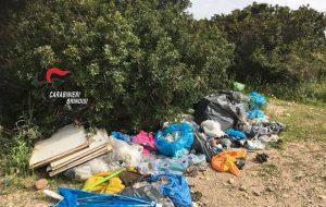 Abbandono rifiuti: a novembre i Carabinieri hanno individuato 28 siti illegali