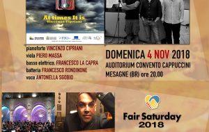 Concerti d'autunno dell'Isbem: si parte con il maestro Vincenzo Cipriani