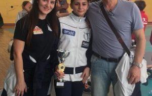 Circolo della Scherma Brindisi: ottimi risultati al Gran Premio Giovanissimi di S. Pietro a Maida