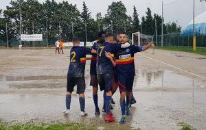 Coppa Puglia: Cedas Avio-Latiano=3-3