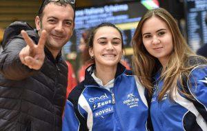 Scherma: strepitosa prestazione di Miriana Morciano ai campionati italiani under 23