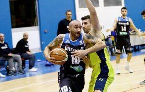 La Dinamo Brindisi sconfitta di misura dal S. Rita Taranto