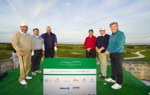"""Si conferma un grande successo la seconda edizione del """"Challenge Sergio Melpignano"""": il golf in Puglia protagonista con sei star internazionali"""