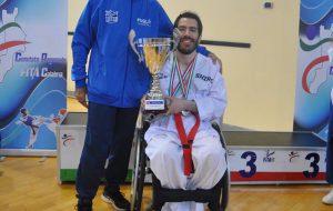 Il Maestro Spinelli conquista la sua 18^ medaglia d'oro