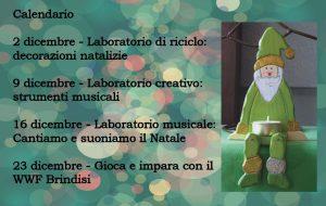 WWF: Babbo Natale si veste di verde!