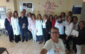Ottobre in Rosa: riscontro positivo per le visite senologiche con ecografia gratuite organizzate da Andos