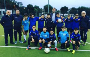 Scuola calcio ASD San Lorenzo da Brindisi: parrocchia e sport connubio perfetto per la crescita dei ragazzi