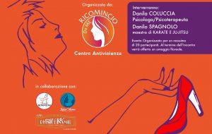 """Giornata Mondiale contro la Violenza sulle Donne: il Cav """"Ricomincio da me"""" propone formazione di difesa personale"""