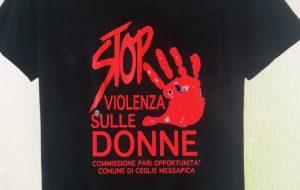 Giornata contro la violenza sulle donne: flash mob a Ceglie