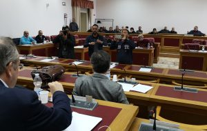 Rossi convoca consiglio provinciale