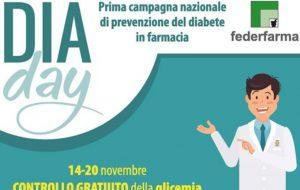 DiaDay 2018: anche a Brindisi la campagna nazionale di prevenzione del diabete