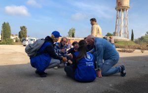 Svolta a Brindisi simulazione di emergenza per gli operatori WFP