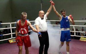 Boxe: il brindisino Ismaele Dovizioso conquista il Campionato italiano di boxe categoria juniores