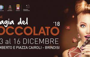 """Dal 13 al 16 dicembre torna """"La Magia del Cioccolato"""""""