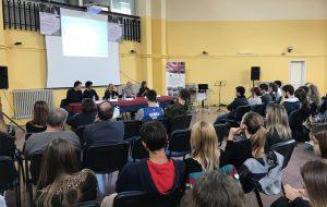 Il Radon Day dell'INFN Lecce presso il Liceo Marzolla di Brindisi: uno splendido inizio