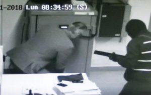 Rapina alle Poste: arrestati quattro brindisini