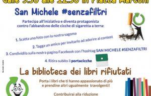 """A San Michele la """"domenica ecologica"""" organizzata dall'Amministrazione Comunale in collaborazione con la Monteco-Cogeir"""