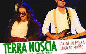 Terra Noscia: al Teatro Kopó la scalata in musica lungo lo stivale
