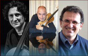 """BrindisiClassica: venerdì 23 """"Il Classico trio"""" all'ex convento Santa Chiara"""